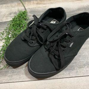 {Vans} Classic canvas sneakers